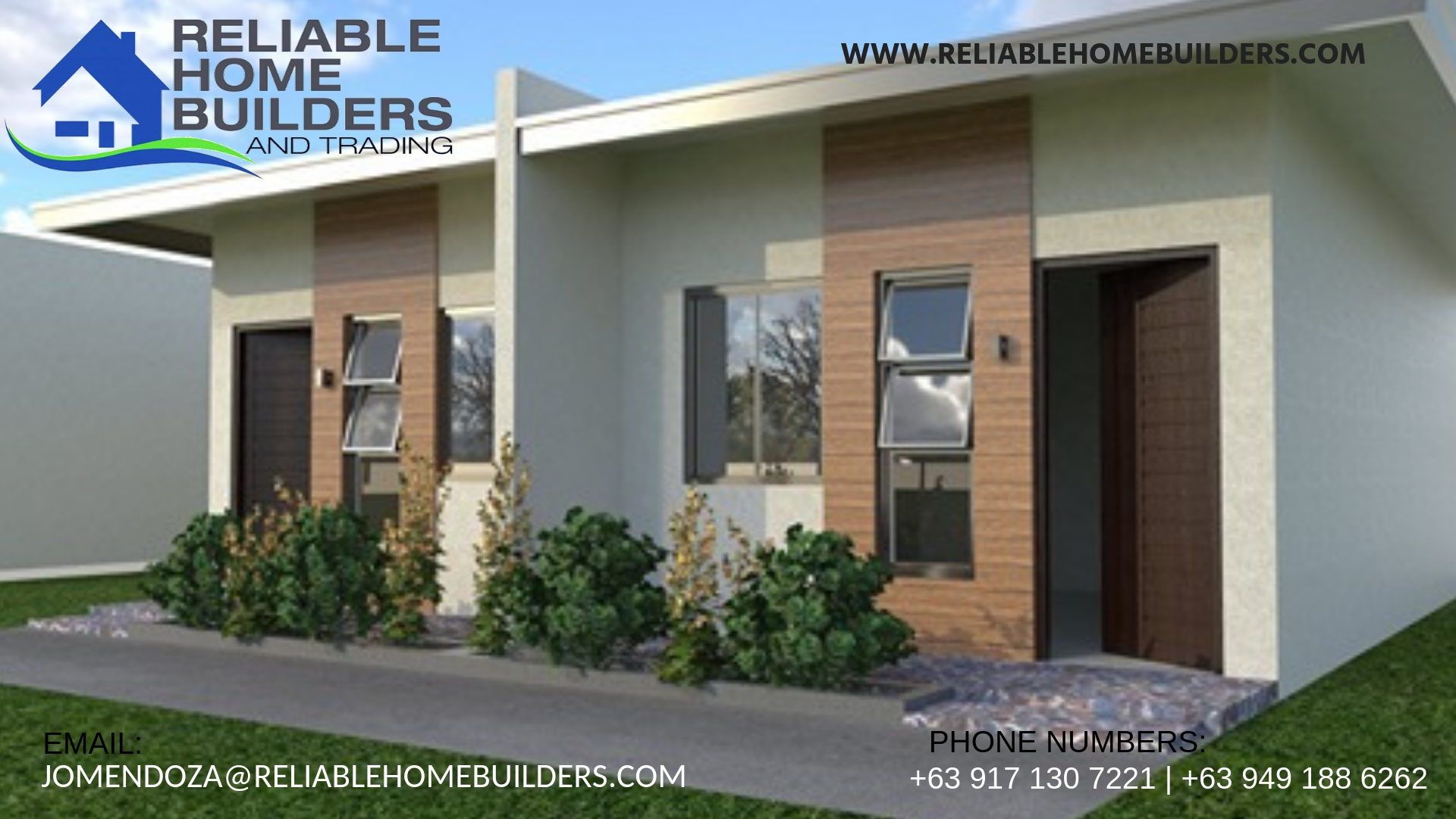 Simple But Elegant One Storey Duplex And Two Storey House