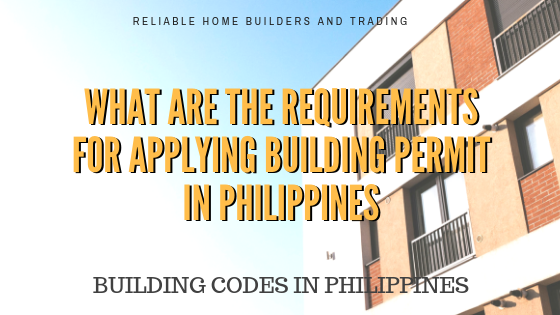 Building Codes Philippines Banner