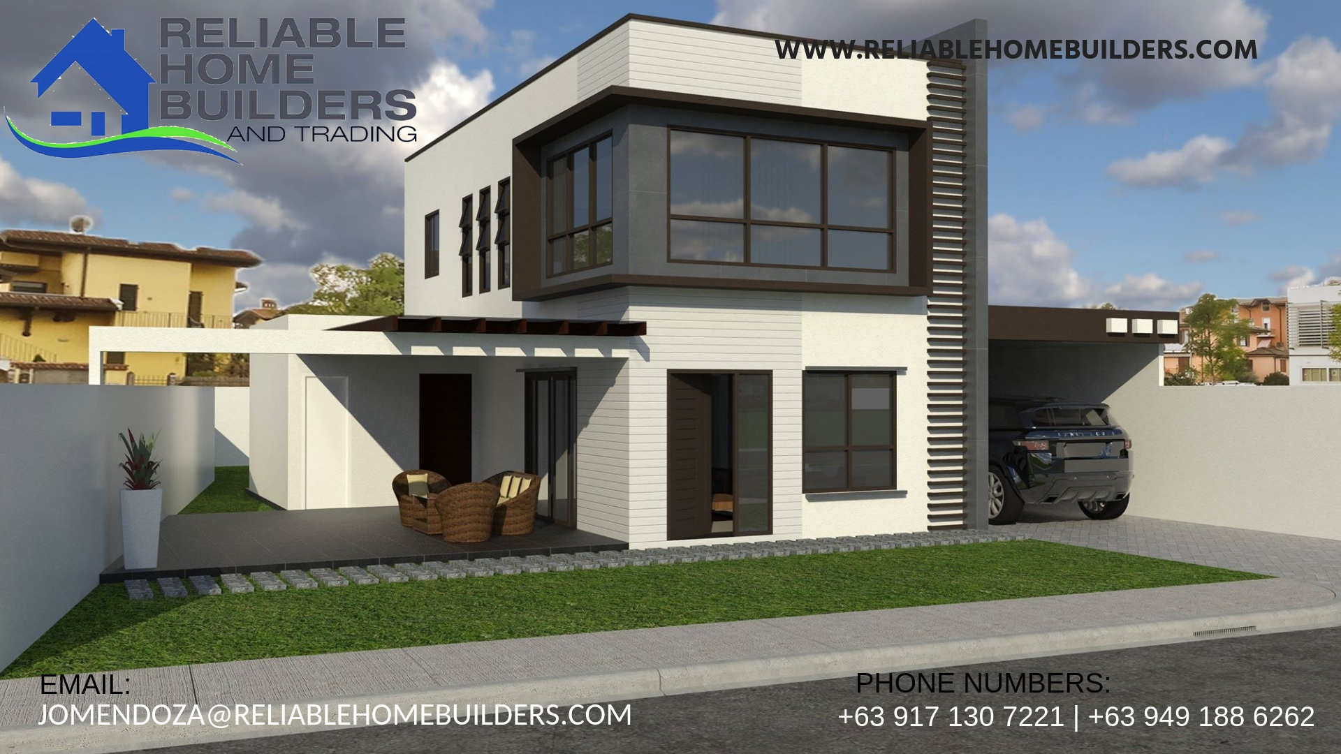 House Perspective 1